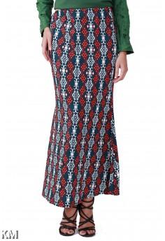 KM Mermaid Skirt [M14456]