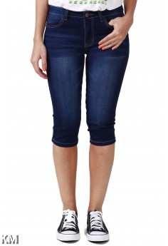 Lady Short Denim Jeans [M714]
