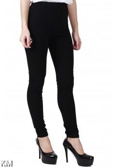 Lady Black Long Pants [M10029]