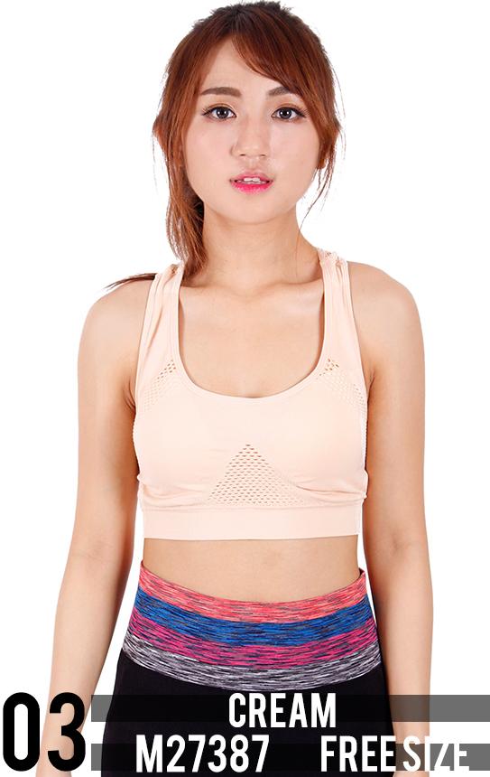 KM Workout Lady Sport Bra [M27353] (end 12/5/2018 3:56 PM)