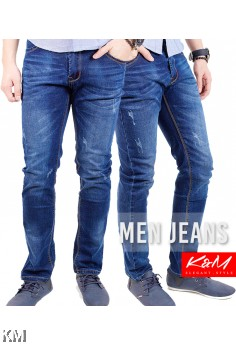 KM Korean Men Jeans/ Slim Fit [M32468]