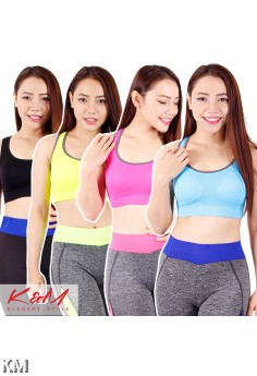 KM Workout Lady Sport Bra [M26635]
