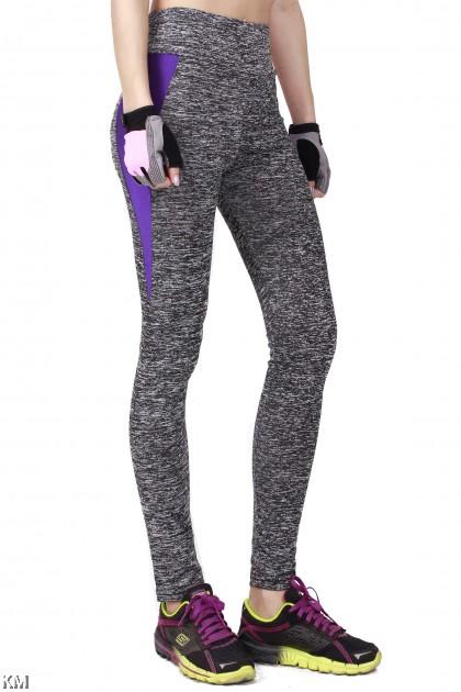 Lady Colourful Sport Pants [M954]