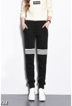 KM Female Regular Fit Joggers [M10483]