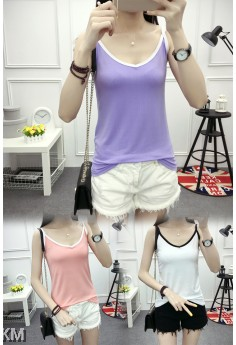 V-Neck Camisoles [M10524]