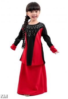 Kids Modern Baju Kurung [M11419/MM11421]