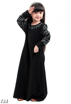 Kids Pattern Prints Jubah [M20155/M20156]