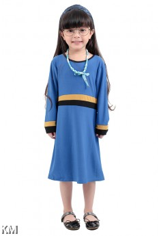 Kids Lovely Midi Dress [M25375/M25388]