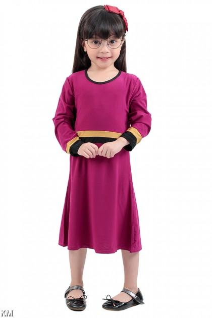 Kids Lovely Midi Dress [M25375/M25388]