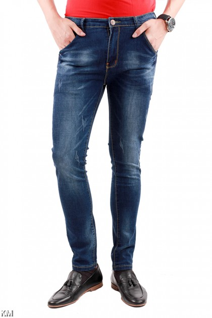 Funk Dark Blue Slim Fit Jeans [M11333]