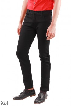 Slim Fit Black Jan Jeans [M11714]
