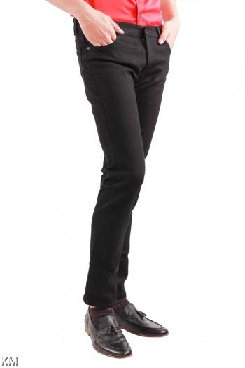 Slim Fit Black Jan Jeans [M11714]