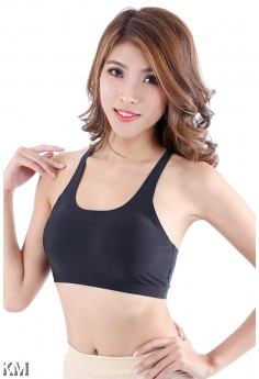 Crossback Crop Top [M11155]