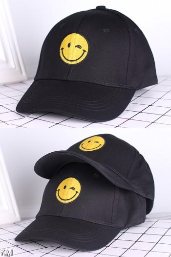 Casual Embroidery Baseball Cap
