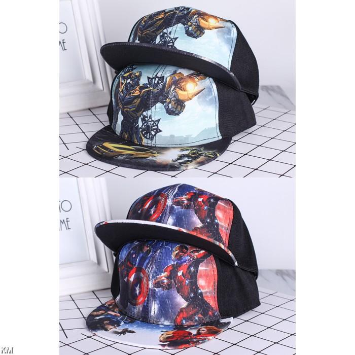Kids Super Hero Printed snapback    Baseball Cap    Children Hat  M20387  db3f8e5ef14e