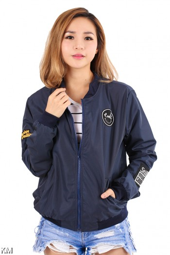 Move the Crowd Bomber Jacket [M21051]