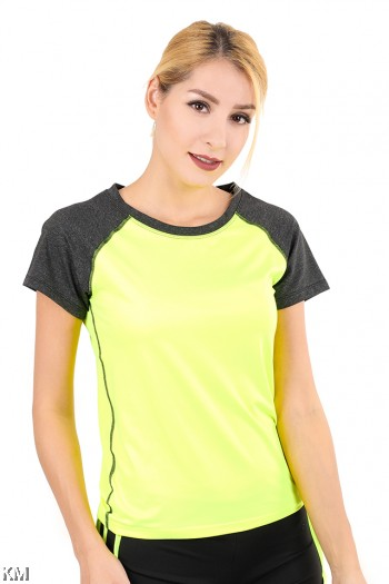 Dry Miler Short Sleeve Running Top [M21672]