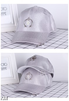 Dazzling Smiley Baseball Cap [M387]