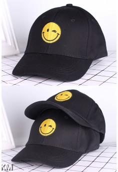 Casual Embroidery Baseball Cap [M1501]