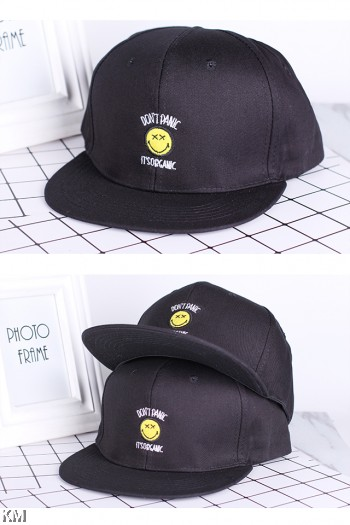 KM Embroidery Baseball Caps Collection 1 [M20380-A]