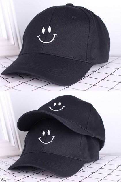 [M1501] Casual Embroidery Baseball Cap