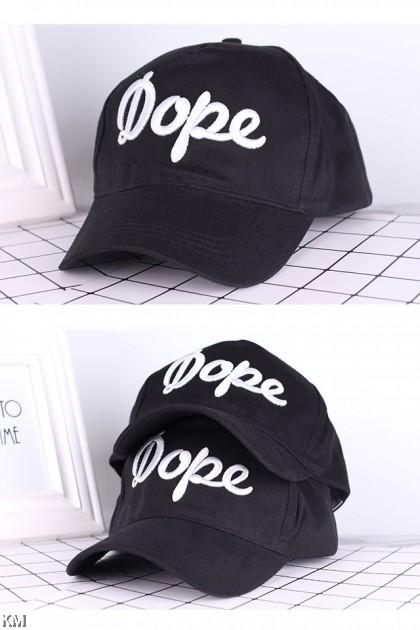 [M1502] Embroidery Adults Korean Style Baseball Caps