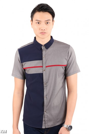 United Colors Casual Shirt [M18015]