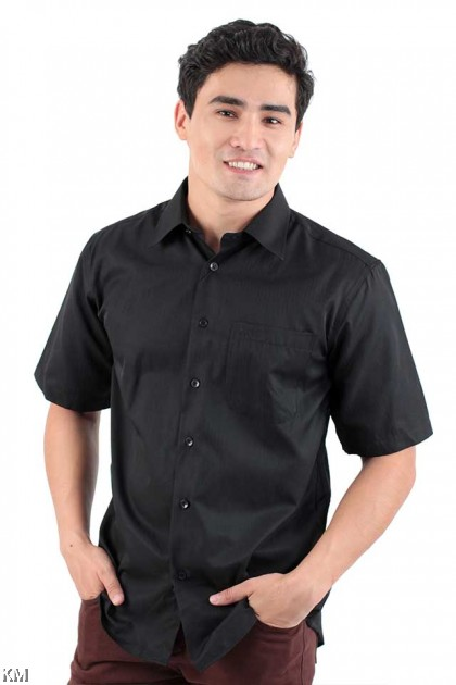 Solid Regular Fit Formal Shirt [M20995]