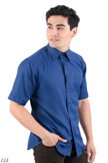 Solid Regular Fit Formal Shirt [M20995]