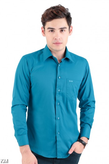 Embellished Slim Fit Formal (Cottonblend) [M23003]