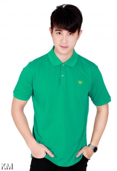 KM Men Polo Tee [M10538-A]