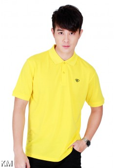 KM Men Polo Tee [M10538-B]