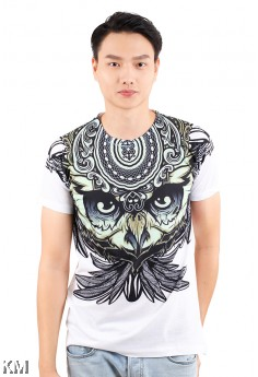 Guardian Printed T Shirt [M22290]