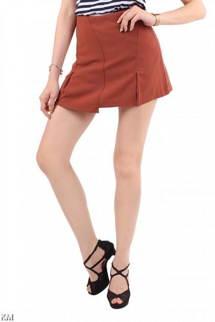 Asymmetry Skater Skirt [M18220]