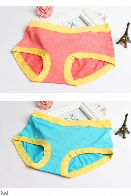 Pack of 3 Bold Solid Panties [M25004]