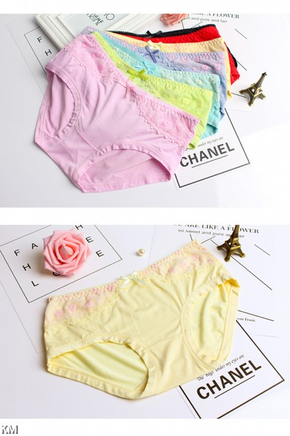 Pack of 3 Lace Panties [M25048]