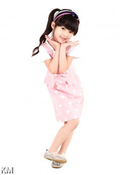 Kids Two-Pieces Set Dress [M18195]