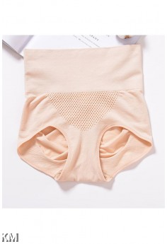 Beehive High Rise Body Shaping Panties [M14194]
