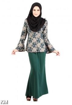 Dorthy Lace Baju Kurung [M13029]