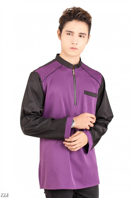 Empires Zipper Men Kurta [M12071]