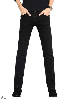 Men Regular Fit Straight Jeans [M20834]