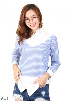 Smart Modern Ladies Top [M2939]
