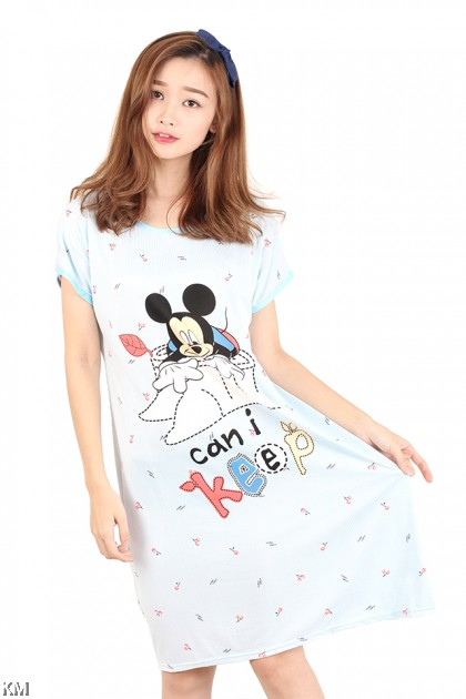 Mickey Sleep Dress [M1161]