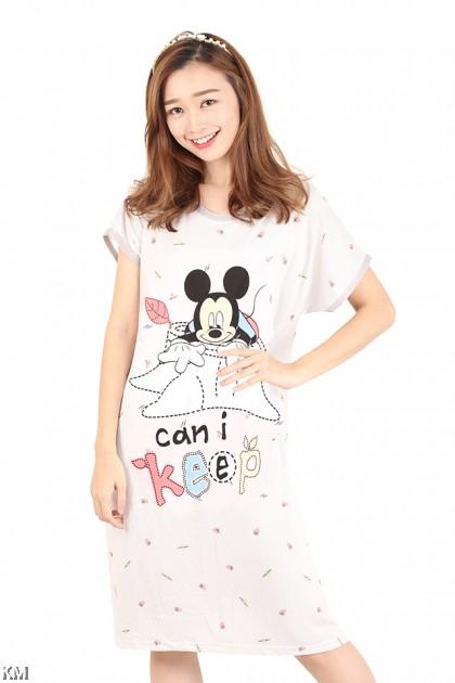 Mickey Sleep Dress [M1161]