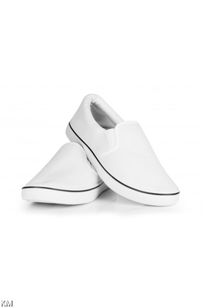 Big Sizes Adult White Shoe [M22043]
