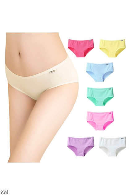 Women Candy Colorful Panties [M10076]