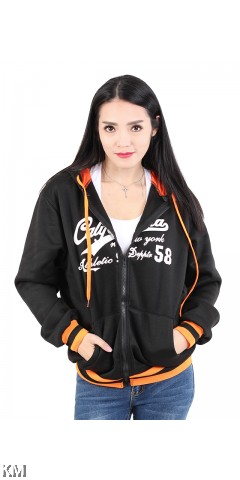 California Unisex Jacket [M12604]