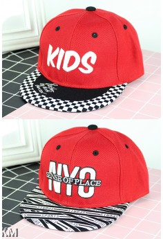 Kids Snapback Caps [M356B]
