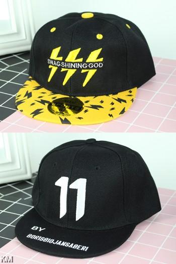 Kids Snapback Caps [M359B]
