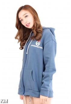 Hoodie Jacket with Drawstring [M2404]